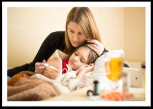 Hormonzusammenhänge bei Kinder