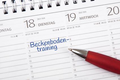 Beckenbodentraining