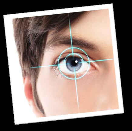 Augen Diagnose